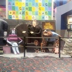 Photo taken at MJR Southgate Digital Cinema 20 by Maricel G. on 10/4/2012