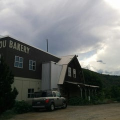 Photo taken at Anjou Bakery by Maricel G. on 5/23/2015