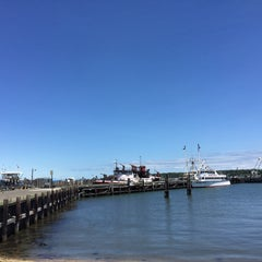 Photo taken at Shelter Island North Ferry - Greenport Terminal by Ana Mervine E. on 6/29/2015