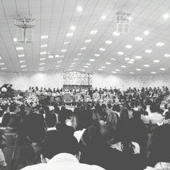 Photo taken at Igreja Adventista do Sétimo Dia - UNASP-EC by Henrique F. on 9/22/2012