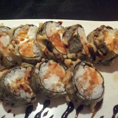 Photo taken at GRAB Sushi Spot by Christina S. on 9/28/2012
