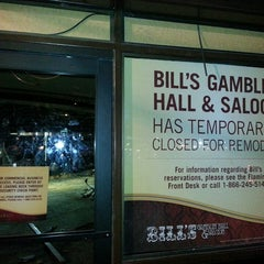 Photo taken at Bill's Gamblin' Hall & Saloon by Bort R. on 3/25/2013