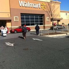 Photo taken at Walmart by Ashley M. on 12/23/2012