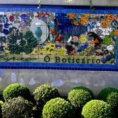 Photo taken at O Boticário - Fábrica by Lia Z. on 7/17/2014