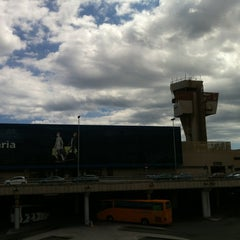 Photo taken at Aeropuerto de Gran Canaria (LPA) by Michael K. on 9/28/2012