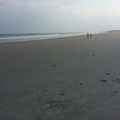 Photo taken at 62nd St. / Surfer's Beach by Marissa S. on 9/8/2013