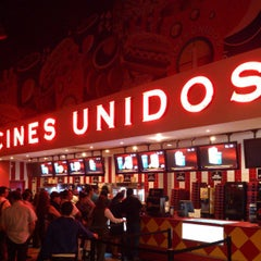 Photo taken at Cines Unidos by Luis A. on 4/22/2013