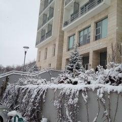 Photo taken at Bilkent Üniversitesi EE Binası by Ekin K. on 2/19/2015
