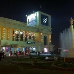 Photo taken at Shipra Mall by Akhil G. on 11/17/2012