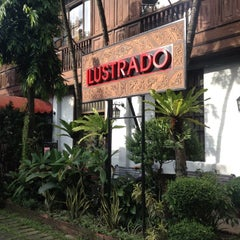 Photo taken at Ilustrado by Patrick Bryan A. on 9/30/2012