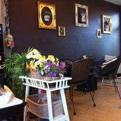 Photo taken at One Tea Coffee by Arthit P. on 9/20/2013