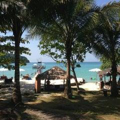Photo taken at The Beach Resort by Mathias B. on 12/28/2012