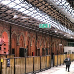 Photo taken at Dublin Connolly Railway Station by TM H. on 9/14/2012