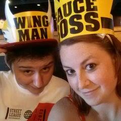 Photo taken at Buffalo Wild Wings by Amanda C. on 6/23/2013