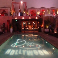 Photo taken at Drai's Hollywood by John T. on 12/1/2012