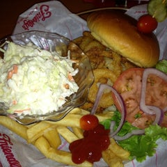Photo taken at Friendly's by Martin K. on 10/14/2012