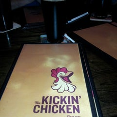 Photo taken at Kickin' Chicken West Ashley by Jay G. on 11/15/2012