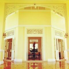 Photo taken at Dheva Mantra Resort & Spa (เทวมันตร์ทรา) by Champ W. on 9/23/2012