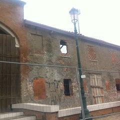 Photo taken at Porto Fusina by Christine B. on 8/20/2013