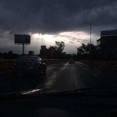 Photo taken at Av. Río Mixcoac by Ricardo S. on 7/9/2015