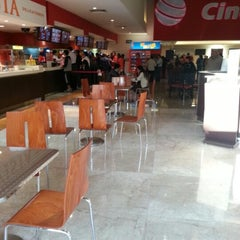 Photo taken at Cinemex by Ricardo S. on 12/16/2012