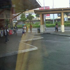 Photo taken at Marquee Mall Bus Station by Elaine x. on 10/3/2012