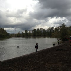 Photo taken at Thousand Acres Dog Park by Corey K. on 10/21/2012