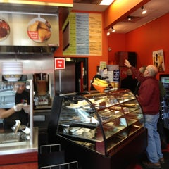 Photo taken at Afro Deli by Randy B. on 12/27/2012