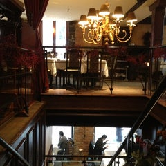 Photo taken at Vieux-Port Steakhouse by Lincoln on 12/31/2012