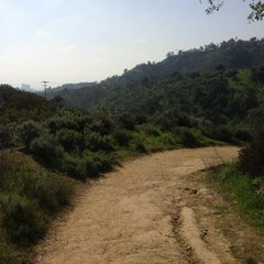 Photo taken at Franklin Canyon Park by Jamie N. on 2/18/2013