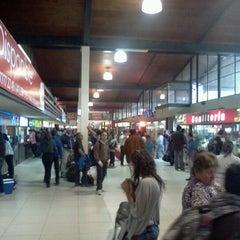 Photo taken at Terminal de Buses Collao by Ricardo L. on 1/4/2013