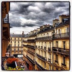 Photo taken at Hotel Concorde Opéra Paris by Simon V. on 1/9/2013