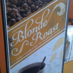 Photo taken at Starbucks by Jeanette J. on 1/10/2013