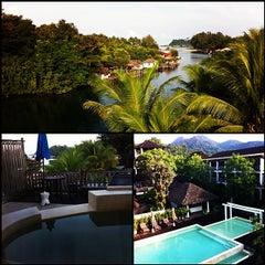 Photo taken at AANA Resort & Spa Koh Chang by Nui L. on 10/29/2012
