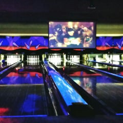 Photo taken at AMF All Star Lanes-Greensboro by Francisco G. on 5/23/2015