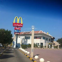 Photo taken at McDonald's | ماكدونالدز by Mohammed A. on 2/12/2013