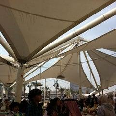 Photo taken at مطعم دلق سهيل ( سوق المباركيه ) by Mohammed A. on 2/9/2013