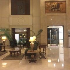 Photo taken at Radisson Hotel by Arjun on 6/16/2015