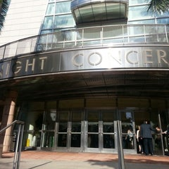 Photo taken at Adrienne Arsht Center for the Performing Arts by O G. on 11/4/2012