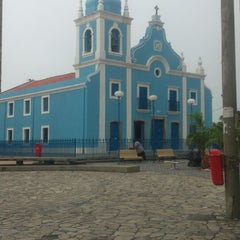 Das Foto wurde bei Praça de Boa Viagem von Diogenes M. am 7/18/2013 aufgenommen