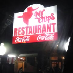 Photo taken at Mr Chips Restaurant by Amjad I. C. on 3/2/2013