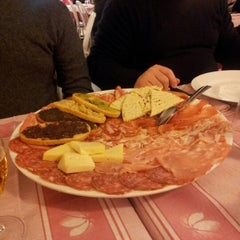 Photo taken at Pizzeria Nonno Papero by John H. on 1/23/2013