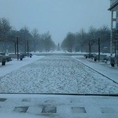 Photo taken at Zuidpark | Koning Albertpark by Senne G. on 3/12/2013