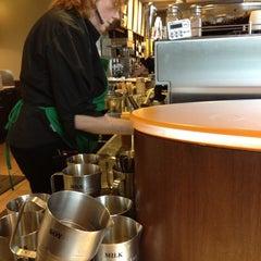 Photo taken at Starbucks by Annie D. on 5/11/2013