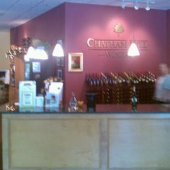 Photo taken at Chatham Hill Winery by Mike J. on 9/7/2011