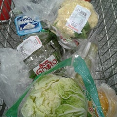 Photo taken at Supermercados Pague Menos by Liz C. on 10/16/2012