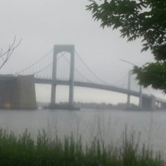 Photo taken at Throgs Neck Bridge Lookout Parking Lot by Jnette B. on 7/13/2013