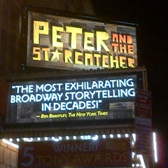 Photo taken at Peter and the Starcatcher by Johanna on 1/8/2013