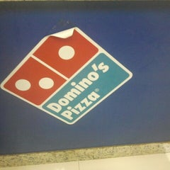 Photo taken at Domino's Pizza by Vinicius A. on 11/30/2012