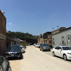 Photo taken at Universal Studios Backlot by Charlie W. on 7/23/2015